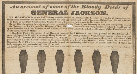 The Ugly Election of 1828
