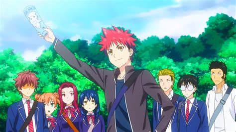 How to watch Food Wars! Episode 8 live online with Adult