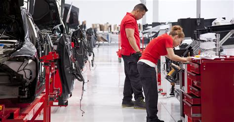 Tesla hit with OSHA workplace safety probe as its factory