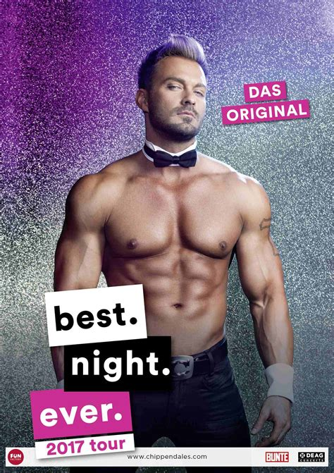 Chippendales back in Heilbronn – Musicacts-live