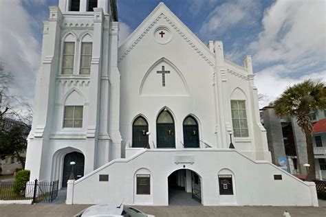 When A Sanctuary Isn't Safe: Commentary on the Charleston