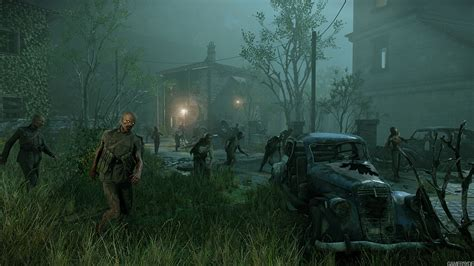 E3: Trailer and screens of Zombie Army 4: Dead War - Gamersyde
