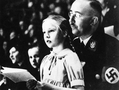 Heinrich Himmler's love letters to his wife are revealed