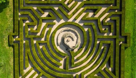Get Lost: 7 Amazing Mazes To Visit Near London In Summer