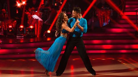 Peter Andre & Janette Manrara Rumba to 'Thinking Out Loud