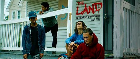 The Story Behind the Film 'The Land ' – Steven Caple Jr