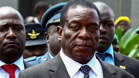 The new Old Man in Zimbabwe