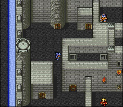 Final Fantasy IV (1991) by Square SNES game