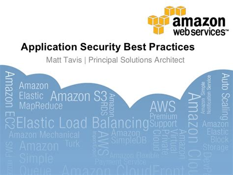 Application Security: Best Practices For Application Security