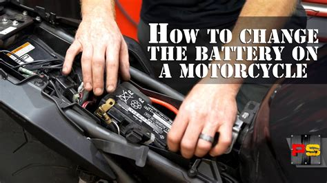 Powersports of Palm Beach - How to Change the Battery on a