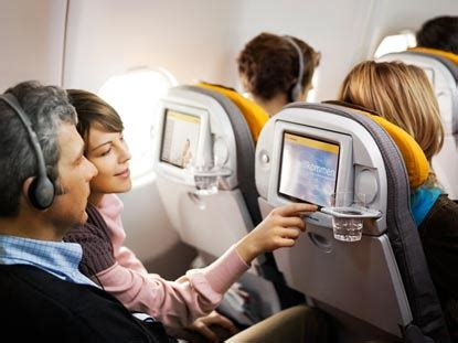 Lufthansa adds in flight Wi-Fi for cross-continent flights