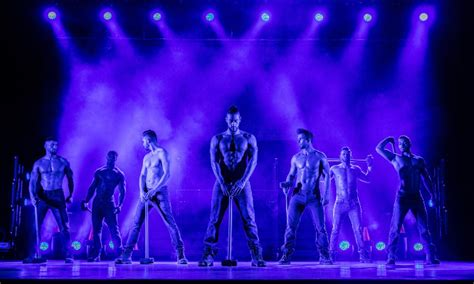 THE CHIPPENDALES - CIRCUS KRONE-BAU