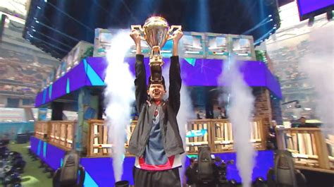 Bugha is the first Fortnite World Cup Solo Finals champion