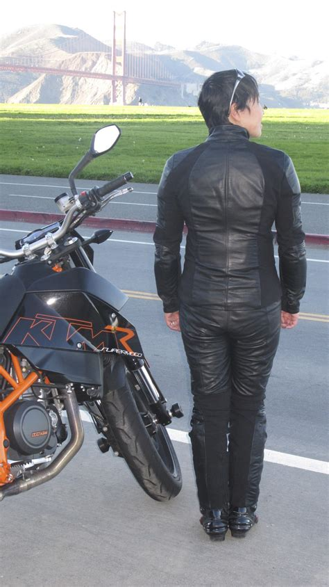 Alpinestars Vika Leather Pants Review by GearChic