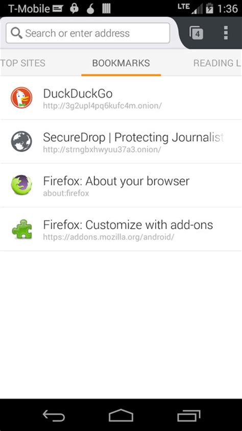 Orfox: Tor Browser for Android APK Free Android App