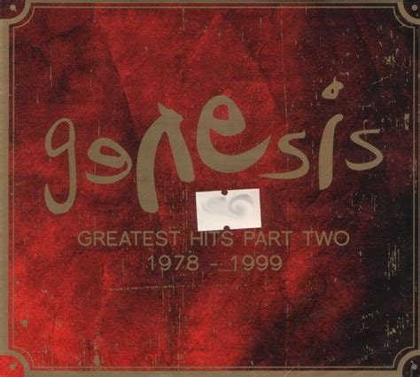 Download Genesis – Greatest Hits Part Two (1978-1999