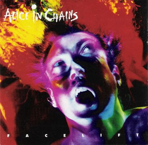 Alice In Chains - Facelift | Releases | Discogs