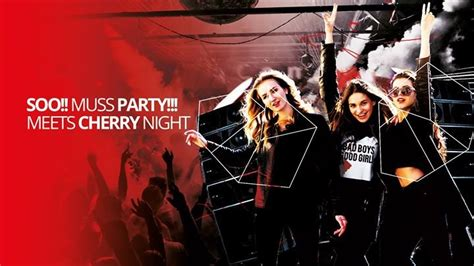 Party - Soo! Muss Party! Meets Cherry Night - MUSIKPARK A7