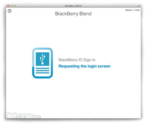 BlackBerry Blend for Mac - Download Free (2019 Latest Version)