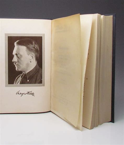 Mein Kampf - The First Edition Rare Books