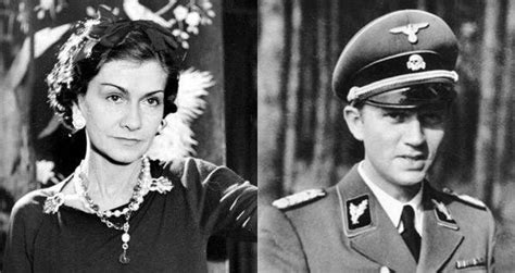 Coco Chanel's Secret Life As A Nazi Agent And Partner
