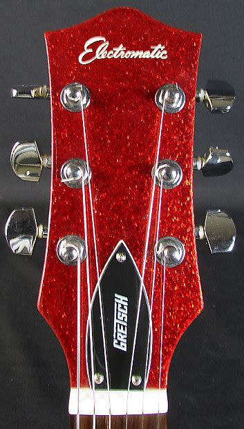 Gretsch G1619 Electromatic Sparkle Jet in Red Sparkle