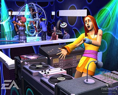 Game Patches: The Sims 2 Nightlife 1