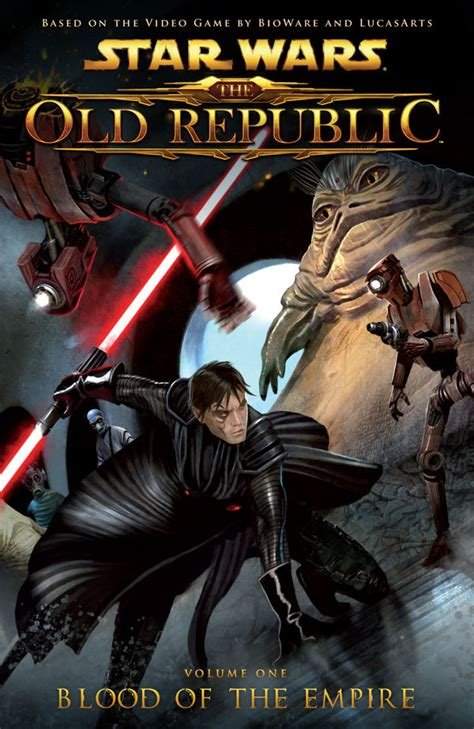 Star Wars: The Old Republic Volume 1 -- Blood of the