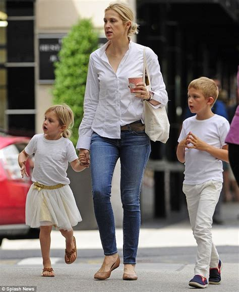 Kelly Rutherford and new boyfriend Tony Brand debut