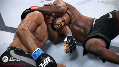 EA Sports UFC won't let you share created fighters due to