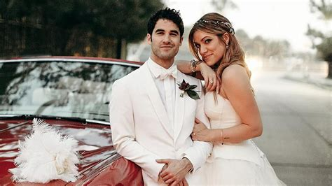 Darren Criss and Mia Swier's Wedding: A Closer Look at the