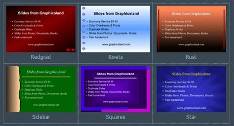 Free PowerPoint Templates Download | Freeware