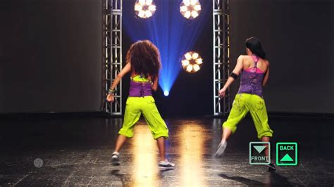 Zumba® Fitness Exhilarate™ Step by Step - YouTube