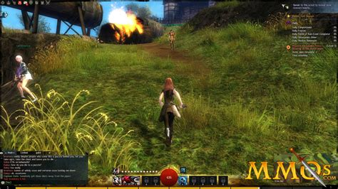 Guild Wars 2 Game Review - MMOs