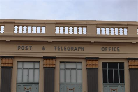 The Old Post Office Building - A Carus Project