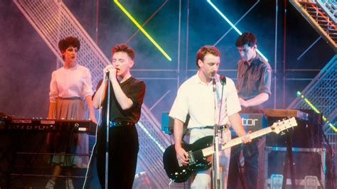How New Order invented the 1980s - BBC Music