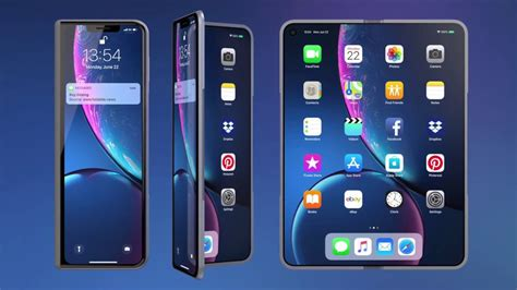 iPhone 11 Fold - Foldable iPhone Concept - YouTube