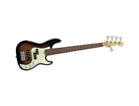 Fender American Deluxe Precision Bass 5 String Reviews