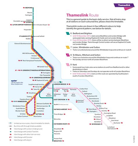 CLondoner92: Thameslink: The missing railway line from the