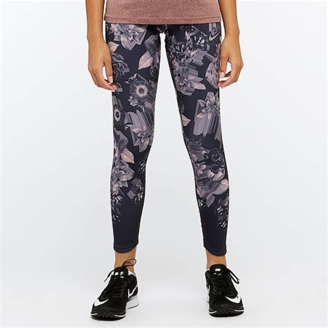 Nike Womens Epic Tight PR Lux - Gridiron/Storm Pink