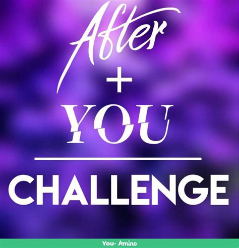You x After | Afternators Amino