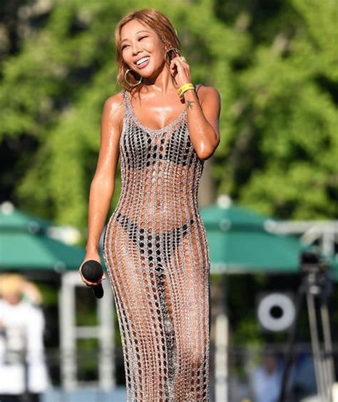 Jessi was looking healthy at the '2018 Waterbomb Festival