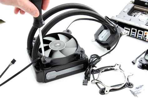 Corsair H80i GT review - Product Showcase