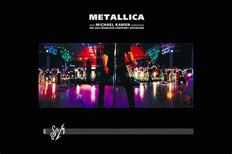 17 Years Ago: Metallica Go Symphonic With 'S&M' Release