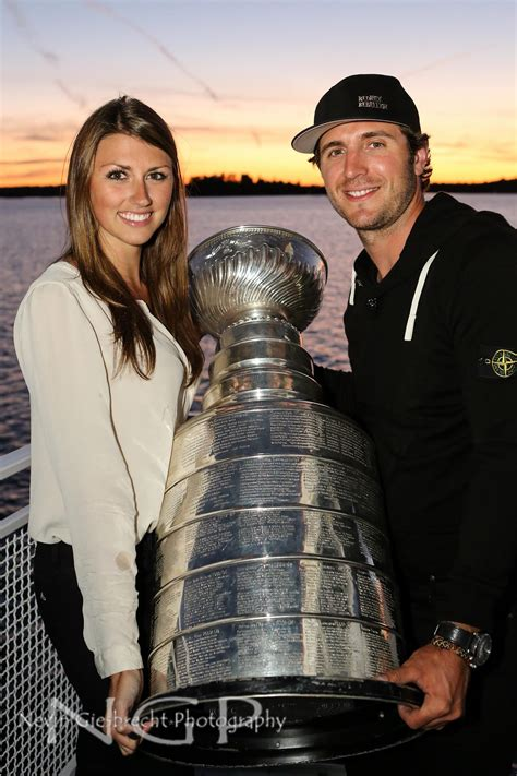 Lindsey MacDonald - The Stanley Cup - Mike Richards