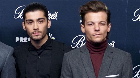 Zayn's Been In Touch With Louis Tomlinson Privately And