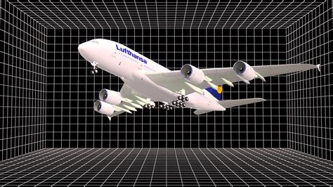 'Shark skin' paint to be tested on Lufthansa Airbus jets