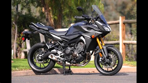 Yamaha FJ-09/MT-09 Tracer Initial Review