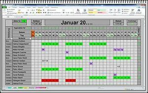 Excel Holiday Planner 2020 2021 etc for all years holiday