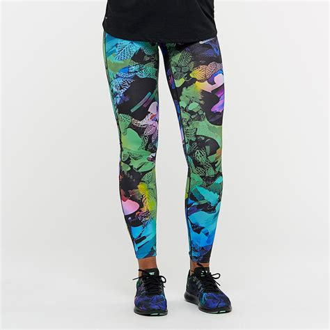 Nike Womens Power Epic Lux Solstice Tight - Paramount Blue
